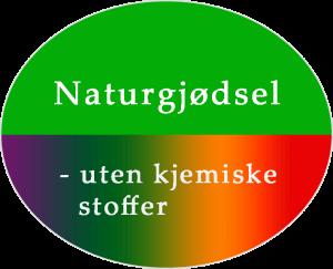 Naturgjødsel - ikke kjemiske stoffer - elvathun.no
